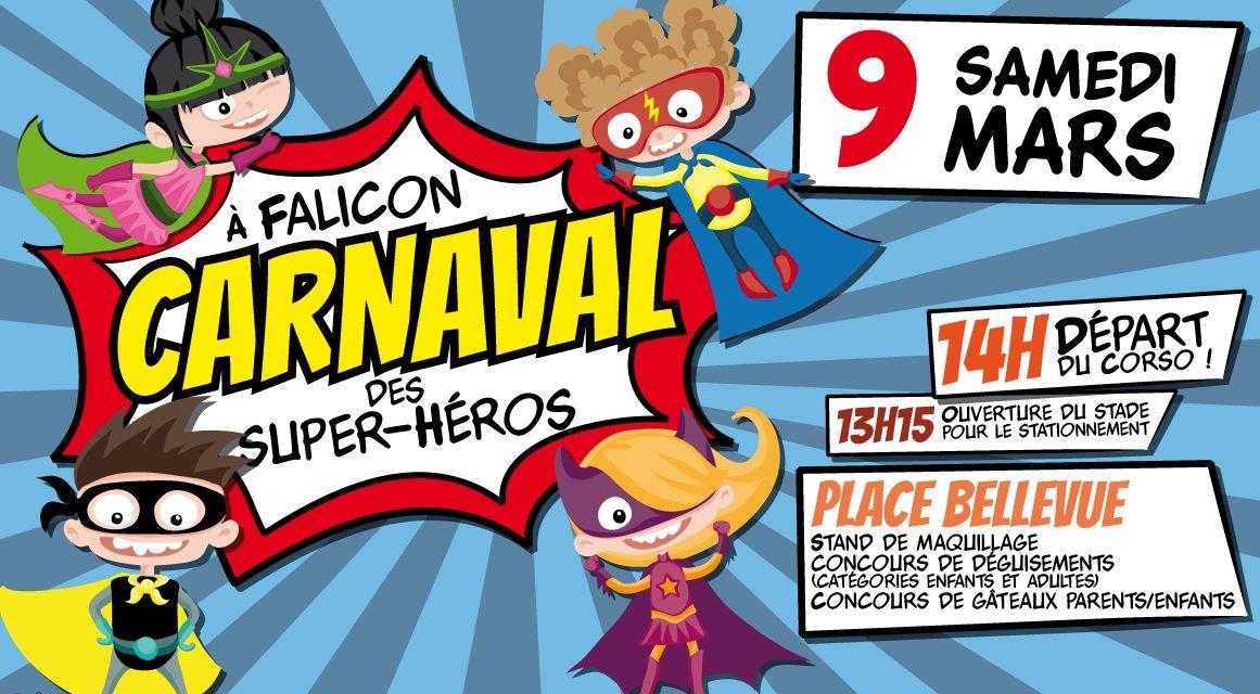 Carnaval de Falicon