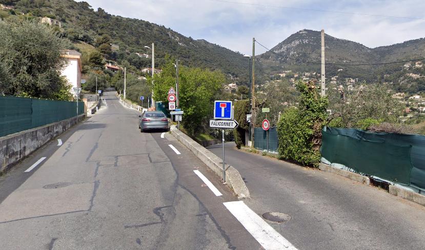 Réfection enrobé Mont Chauve et Faliconnet