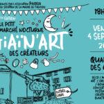 GIAÏN'ART : Le Petit Marché Nocturne