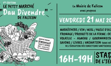 """Le Petit Marché """"Dau Divendre"""""""