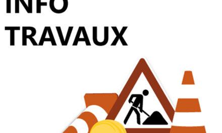 INFO TRAVAUX – CHEMIN DU FALICONNET